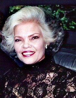Vivian Dorraine Liberto Cash Distin.-She was Johnny Cashs' first wife