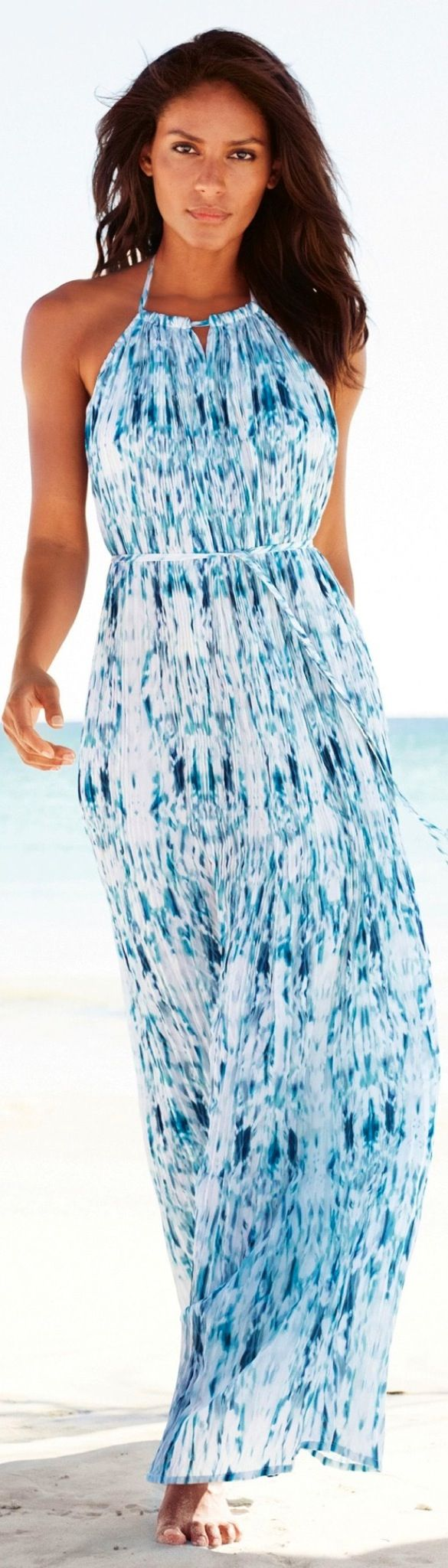 25  best ideas about Beach maxi dresses on Pinterest | Cream cut ...