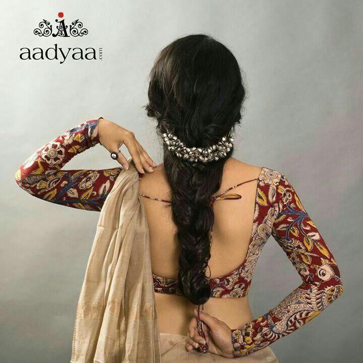 Pattern blouses