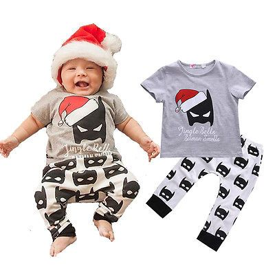 Christmas Batman Baby Clothes DC World Shop http://dcworldshop.com/christmas-batman-baby-clothes/    #suicidesquad #superhero #dcuniverse #bataman #superman