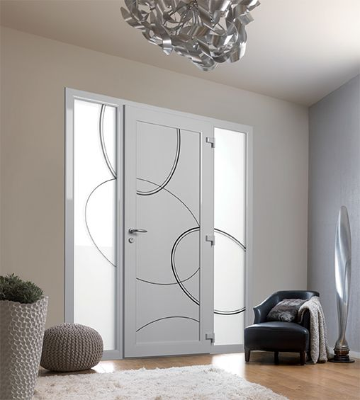 12 best portes images on Pinterest Driveway gate, Entrance doors