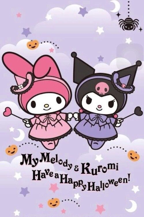 Fancy My Melody u Kuromi