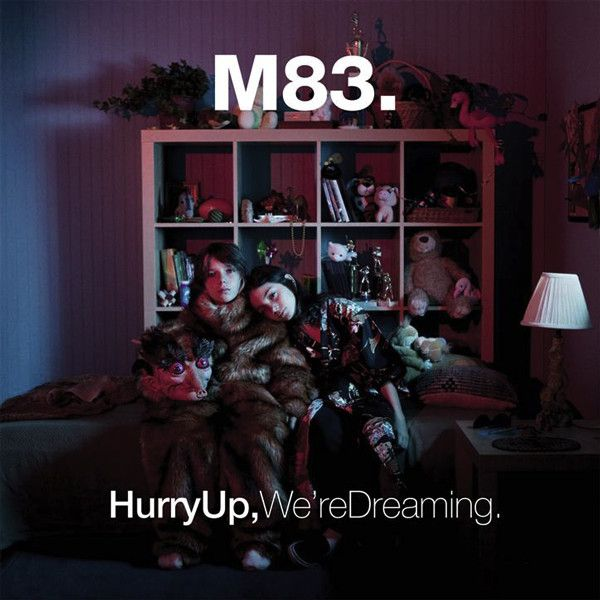 """22. """"Hurry Up, We're Dreaming."""" by M83 - Pitchfork's Top 100 Albums of the Decade (So Far)"""