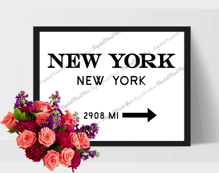 New York 2908 MI Prada Marfa 05 Style Wall Art, Printable Typography, Gossip Girl by DigitalPrintStore on #Etsy #gift #prada #pradamarfa