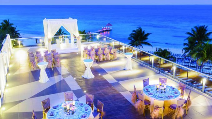 Riviera Maya All Inclusive Wedding Resorts Destination Wedding Mexico All Inclusive Destination Weddings Destination Wedding Package