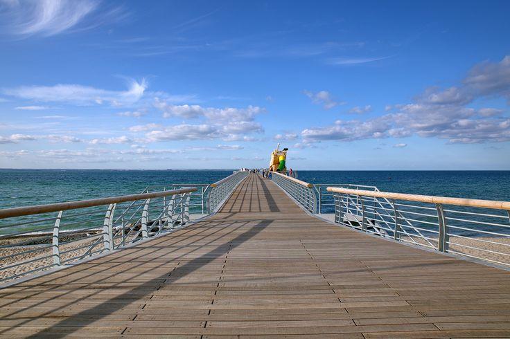 Seebrücke Niendorf Ostsee