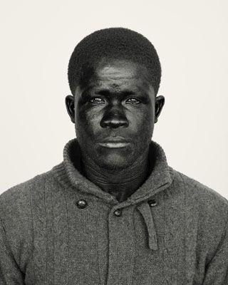 SA photographer, Pieter Hugo, Thabiso Sekgala (3), 2012