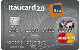 Cartão Itaucard MasterCard Fatura