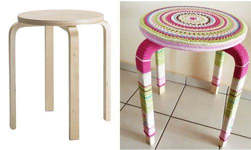 Det finns många roliga och kreativa sätt att förändra Ikea-möbler – här är 14 roliga idéer.