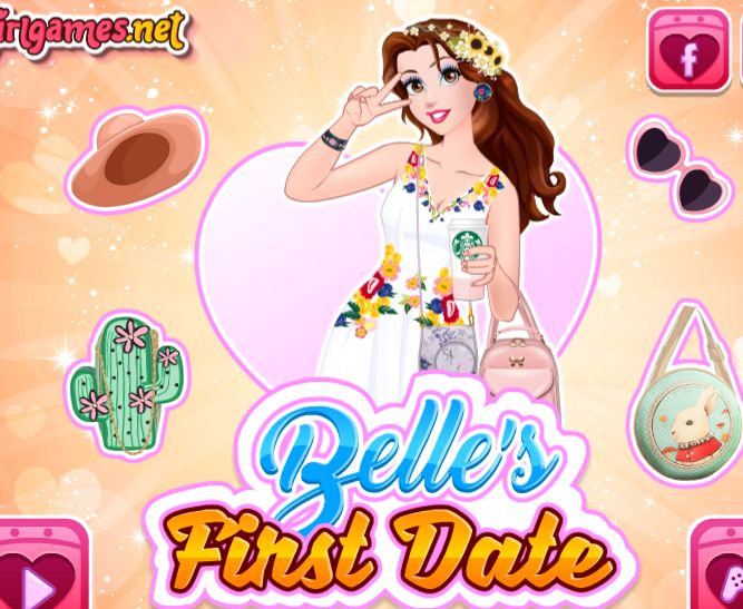 http://m.zoxy.name/girls/belles-first-date.html --- Play #girlgames #zoxy #zoxygames #zoxyname #zoxyclub #zoxy