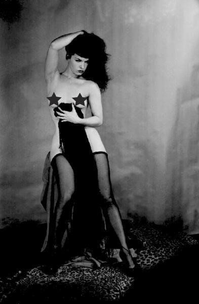 Betty Page Photos: Bettie - Bettie Page Photo (10420925) - Fanpop