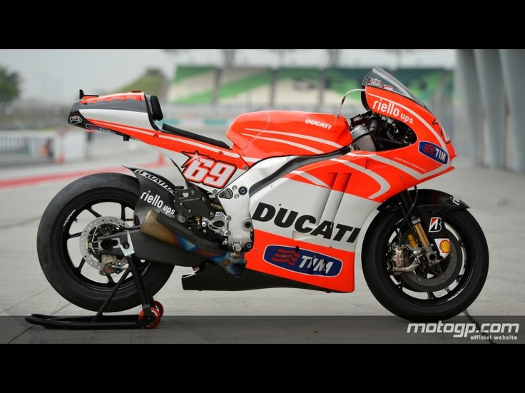Ducati Desmosedici Would Be Good If It Went As Well As It Looked!
