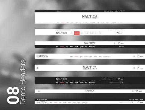 UI8 — Products — Nautica UI Kit