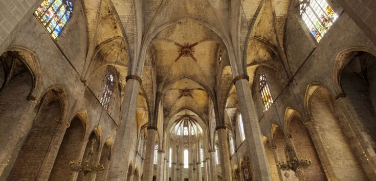 La Barcelona medieval - http://www.absolutbadalona.com/la-barcelona-medieval/