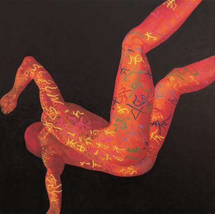Andrew Verster from the 'Bodywork' series