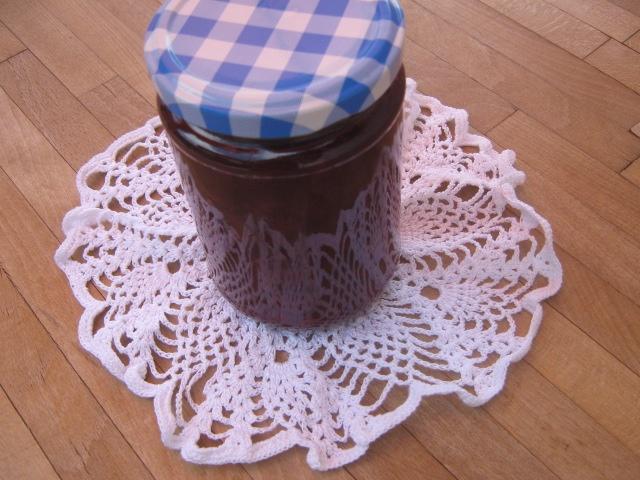 Vita Frugale: Marmellata di Amarene Speciale