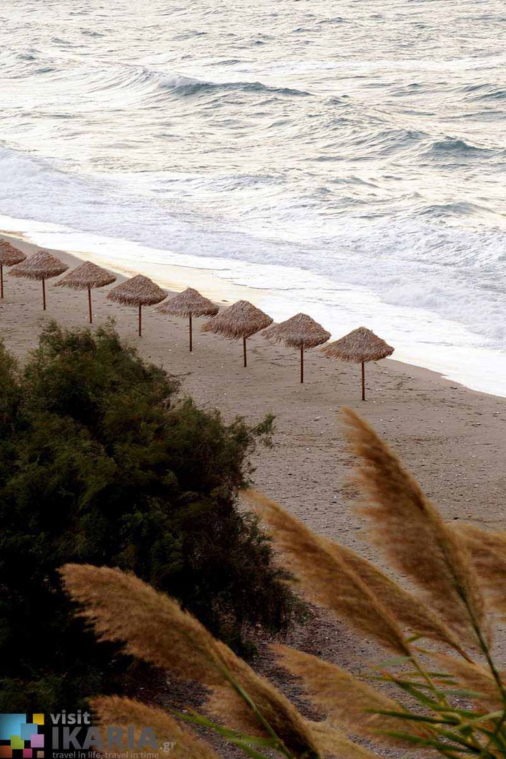Kampos beach, Ikaria island, Dodecanese, Greece.  - Selected by www.oiamansion.com