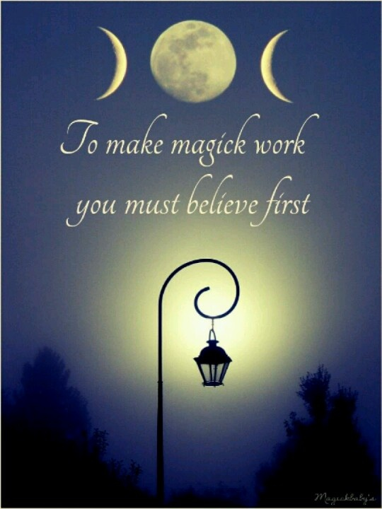 Believe ☽◎☾