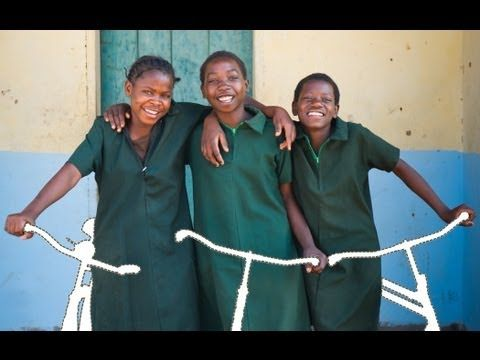 """From World Bicycle Relief website (regarding the success in Africa): """"Initial results from the program show [school] grades and attendance increasing while child pregnancy and other health risks such as HIV/AIDS rates are decreasing."""""""