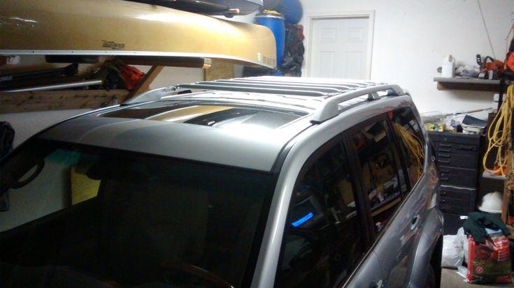 DIY roof rack...
