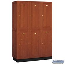 LL - Lockers for personal items. Comes in different finishes and designs.