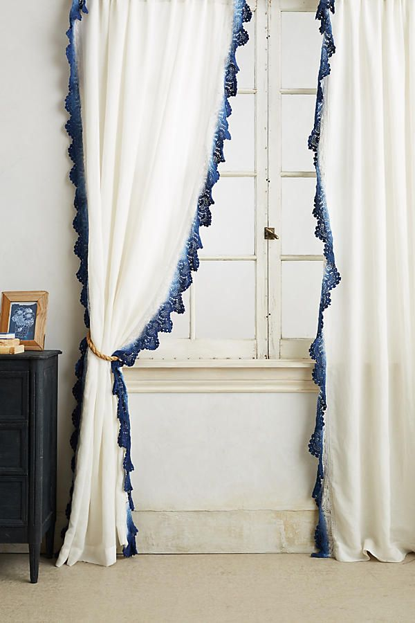 diy knockoff curtain