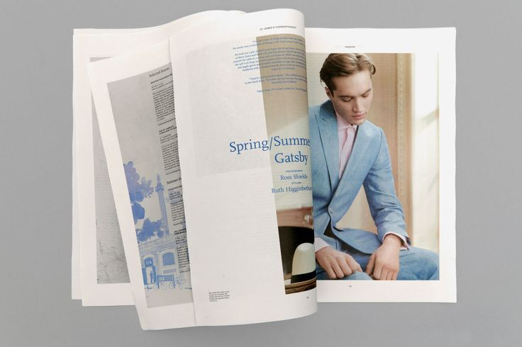 The Correspondent. London's newest newspaper – dn&co.