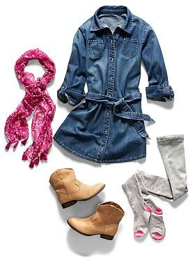 Girls Clothes: Featured Outfits Outfits We Love   Old Navy