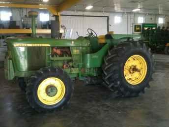 17 best ideas about john deere power wheels john jd 5020 fwd john deere 5020 row crop front wheel drive rare to see