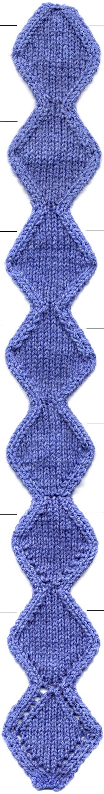 Increase Decrease Knitting Stitches : 1000+ ideas about Knitting Help on Pinterest Linen stitch, Bind off knittin...