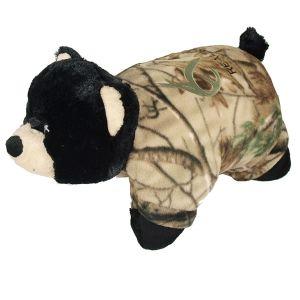 Realtree Camo Bear Pillow Pet