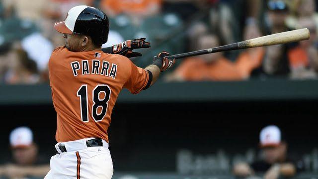 Gerardo Parra acuerda por tres años con los Rockies de Colorado