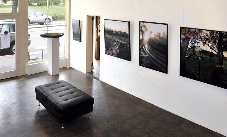 BRAVE art. Gallery in Longford, TAS