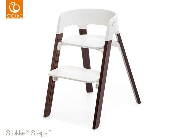 Ormai lo sapete. Vi offriamo solo il meglio per la vostra famiglia e la scelta è tra marche di fiducia e modelli innovativi. Come Stokke Steps. La base del sistema di seduta evolutivo-modulare che consente di utilizzarla come sdraietta (dalla nascita), come seggiolone (dai 6 mesi in poi) e come sedia (per bimbi grandi). Più informazioni qui:http://ndgz.it/sedia-stokke-steps #stokke #sedia #seggiolone #bambini