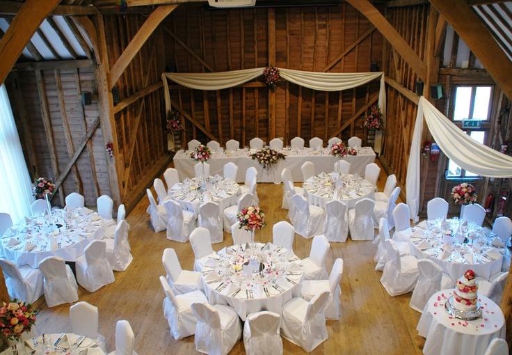 Tewin Bury farm - 17th Century barn