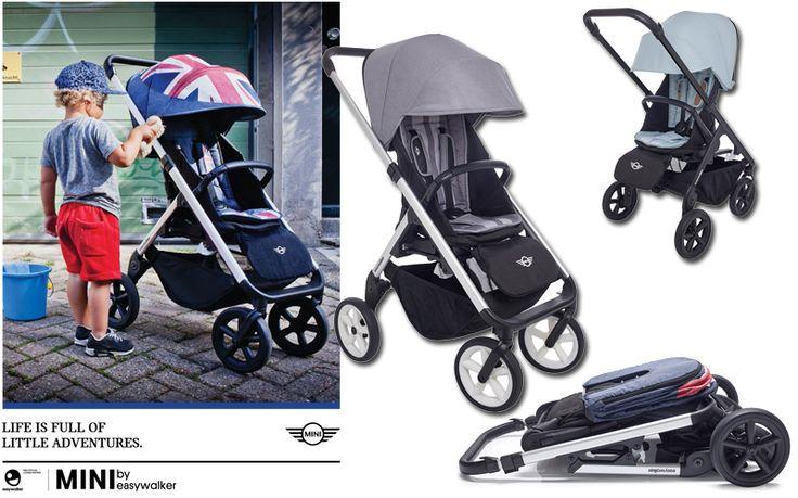 Comprar cochecito Mini EasyWalker - Baby Moon