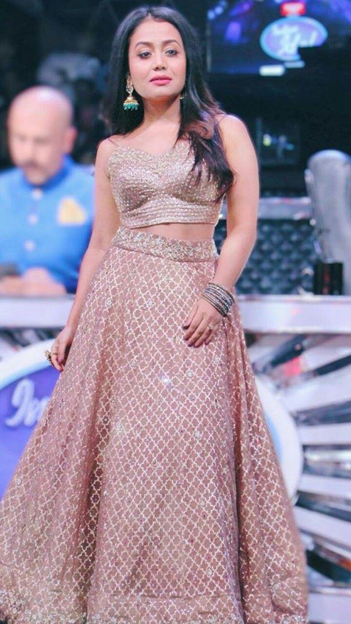 Pin by Sachin Bisht on Neha Kakkar Indian bridal outfits