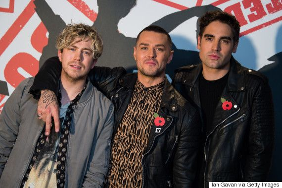 Busted Tour 2016: Band Announce Reunion Shows, Complete With Charlie Simpson
