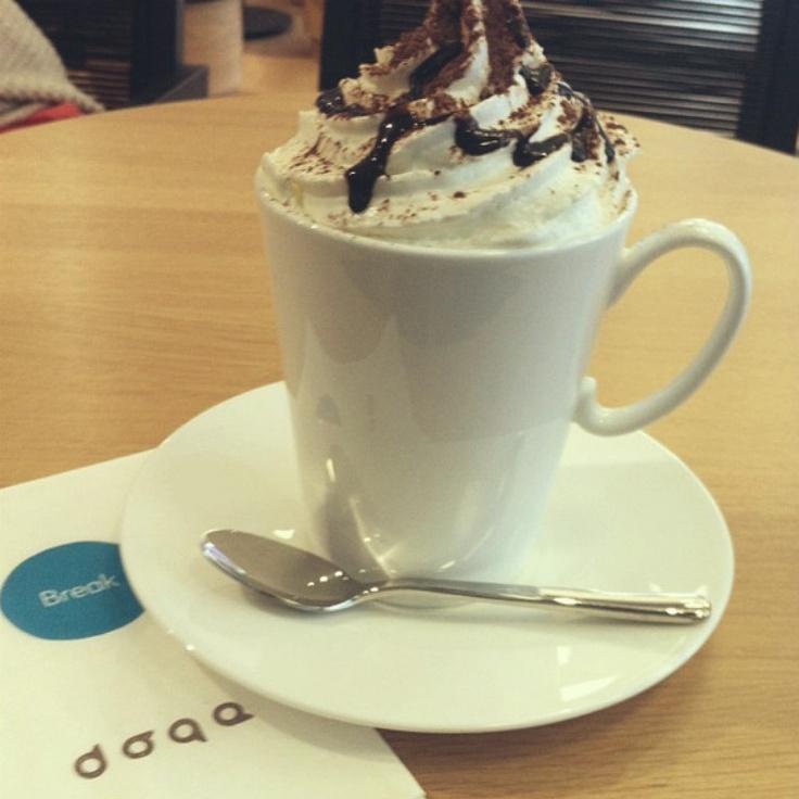 Doqa, Cafe, Coffee, Break, Drink, Kahve, Mola, Taksim, Levent, Milk, Süt, Dessert, Midmorning