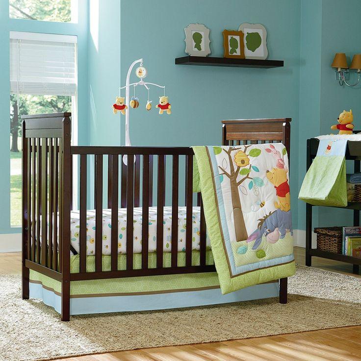 3 winnie habitaci n de beb s decoracion habitacion - Habitacion winnie the pooh ...