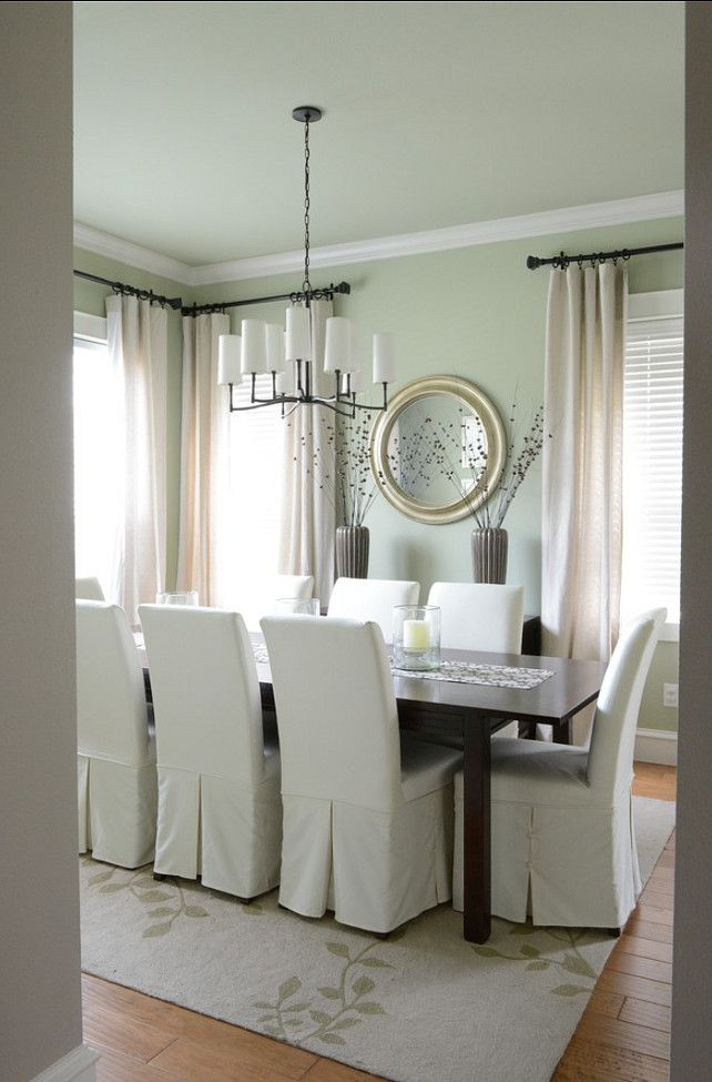 25 Best Ideas about Dining Room Curtains on PinterestLiving