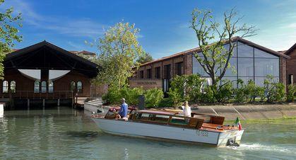 GOCO Spa Venice - Arrival by boat