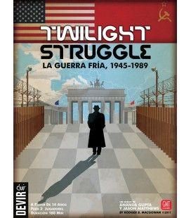 Twilight Struggle: La Guerra Fria