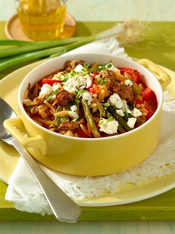 Hackfleisch-Gerichte stehen in Griechenland hoch im Kurs. Das können wir absolut verstehen, denn sie schmecken einfach phantastisch!