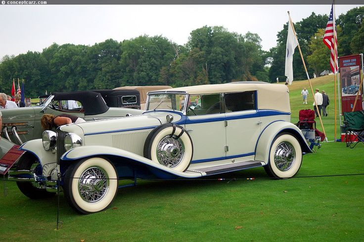 cord automobile | 1930 Cord L-29 news, pictures, specifications, and information