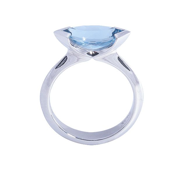 Aquamarine, so serene