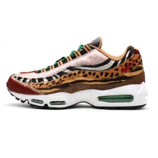 "314993-261 - atmos x Nike: Air Max 95 Supreme - ""Safari"""