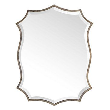 Sophisticated And Refined Our Brooke Mirror Layers Your