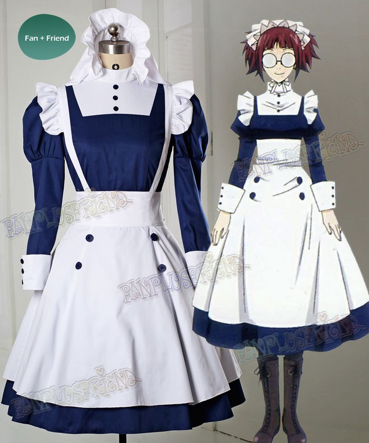 43++ Anime maid outfit plus size trends
