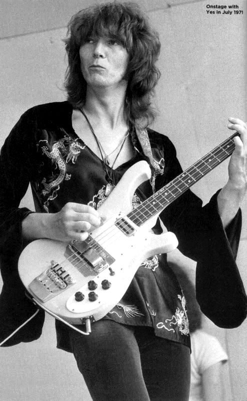 Chris Squire - In deepest grief. June 2015